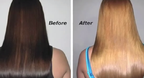 How to use colourb4 hair colour remover repeat the process for up to three times in one day for stubborn dark and very old dyes in the hair solutioingenieria Gallery